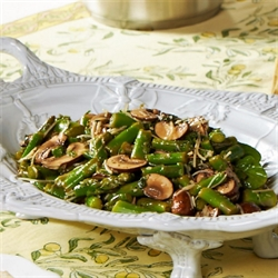 Picture of Sauteed Asparagus with Lemon Dijon Vinagrette