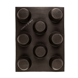 Picture of  TEXAS MUFFIN TRAY (8) FLEXIPAN®