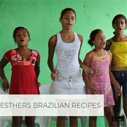 Picture for category ESTHERS Brazilian Recipes